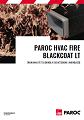 PAROC Hvac Fire BlackCoat LT